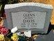 "Glen ""Buddy"" Davis"