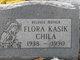 Profile photo:  Flora Kasik Chila