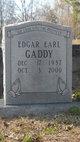 Profile photo:  Edgar Earl Gaddy