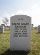 Profile photo:  Edith Mary <I>Kelly</I> Basham