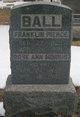 Franklin Pierce Ball