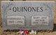 Mary Jane <I>Hickok</I> Quinones