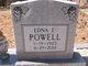 Edna E Powell