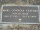 Mary <I>Connoly</I> Feather
