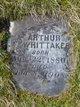 Profile photo:  Arthur Whitaker