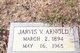 Jarvis Vance Arnold
