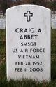 Profile photo: SMSGT Craig A Abbey