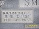 Richmond C Smith