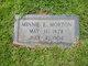 Minnie E. <I>Marshall</I> Morton