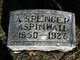 Profile photo:  Abel Spencer Aspinwall