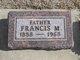 Francis Marion Dalton