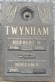 Miriam <I>Isaacs</I> Twynham