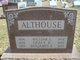 Grace B <I>Aulthouse</I> Althouse