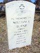 William S Burns