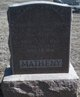 Profile photo:  Edward D. Matheny
