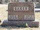 Dora Elizabeth <I>Nelson</I> Baker