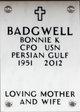 Profile photo:  Bonnie Kay Badgwell