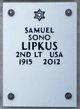 Samuel Sono Lipkus
