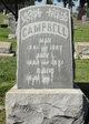 Amy Laura <I>Goodrich</I> Campbell