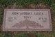 "Profile photo:  John Anthony ""Tony"" Packer"