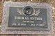 Profile photo:  Thomas Anthis