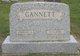 Profile photo:  Elmer Claude Gannett