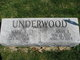Marie Eleanor <I>Hoverstick</I> Underwood