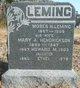 Mary Ann <I>Hendrickson</I> Leming