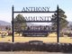 Anthony Community Cemetery