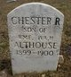 Chester R Althouse