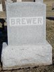 Weltha Eveline <I>Spicer</I> Brewer