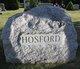 Profile photo:  Ivalena <I>Seward</I> Hosford