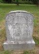 Profile photo:  Anderson M. Hackney