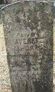 Martha Fanny <I>Talley</I> Averett