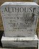 Mary <I>Thomas</I> Althouse