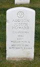 Profile photo:  Addison Joseph Howard