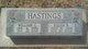 William C Hastings