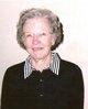 Profile photo:  Frances Vivian <I>Werry</I> Bowman