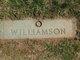 Ernest Alger Williamson