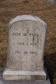 Profile photo:  Ada M Parks