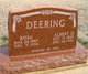 Profile photo:  Albert D. Deering