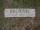 "Lena Mae ""Brownie"" <I>McLaughlin</I> Brown"
