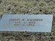 Harry W Baldwin