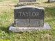 Maggie <I>Latimer</I> Taylor