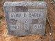 Profile photo:  Alma E. Bader