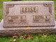 "Bertha M. ""Bird"" <I>Gettman</I> Leise"