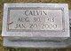 Calvin Noah Smith