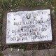 "Corp William Ralph ""Billy"" Deck"