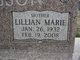 Profile photo:  Lillian Marie <I>Green</I> Adkisson