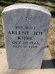 Profile photo:  Arlene Joy Kibbe